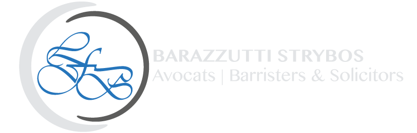 Barazzutti Strybos Law